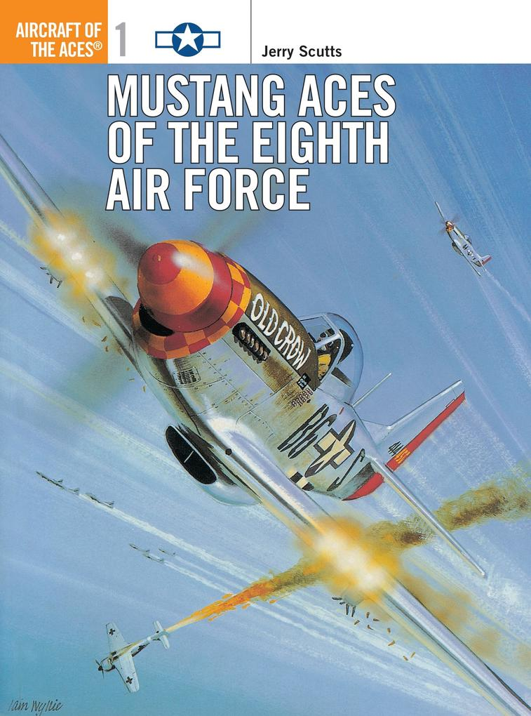 Mustang Aces of the Eighth Air Force als Taschenbuch
