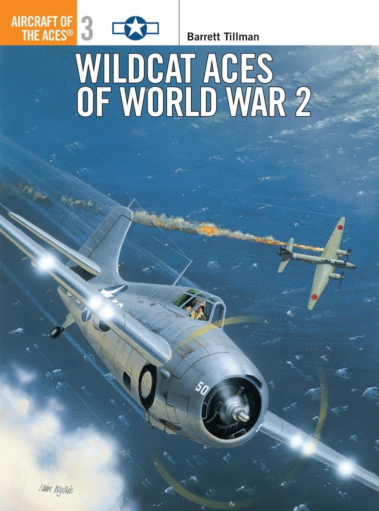 Wildcat Aces of World War 2 als Taschenbuch