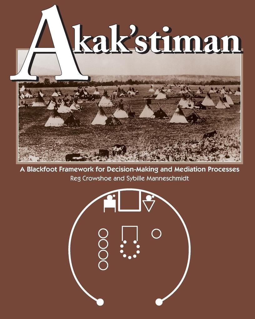 Akak'stiman als Taschenbuch