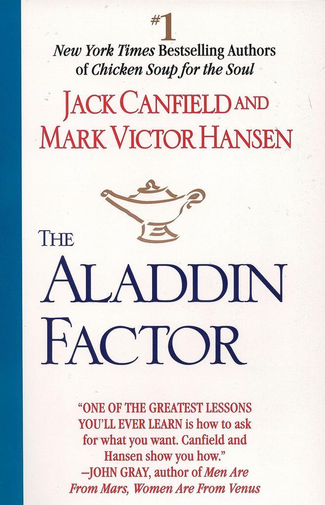 The Aladdin Factor als Taschenbuch