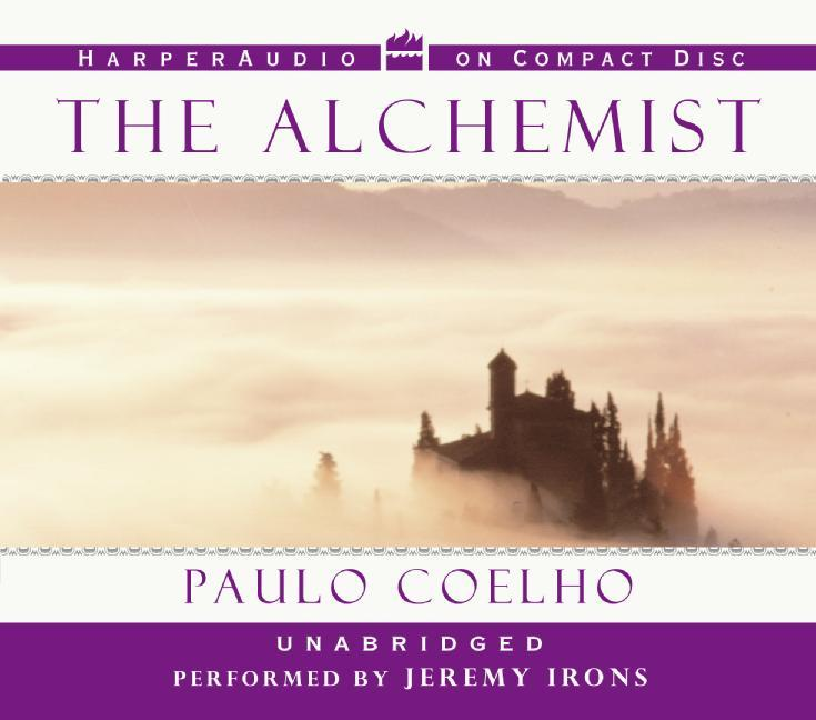 The Alchemist CD als Hörbuch