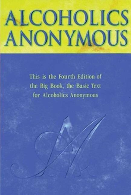 Alcoholics Anonymous Big Book als Buch