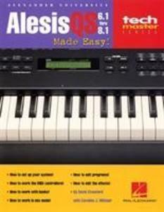 Alesis QS Made Easy!: 6.1 Thru 8.1 als Taschenbuch