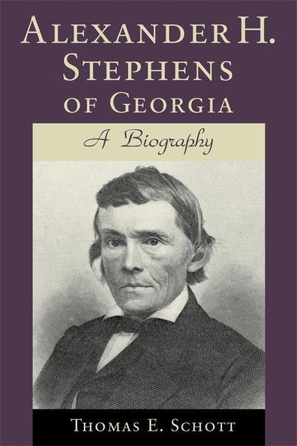 Alexander H. Stephens of Georgia: A Biography als Taschenbuch