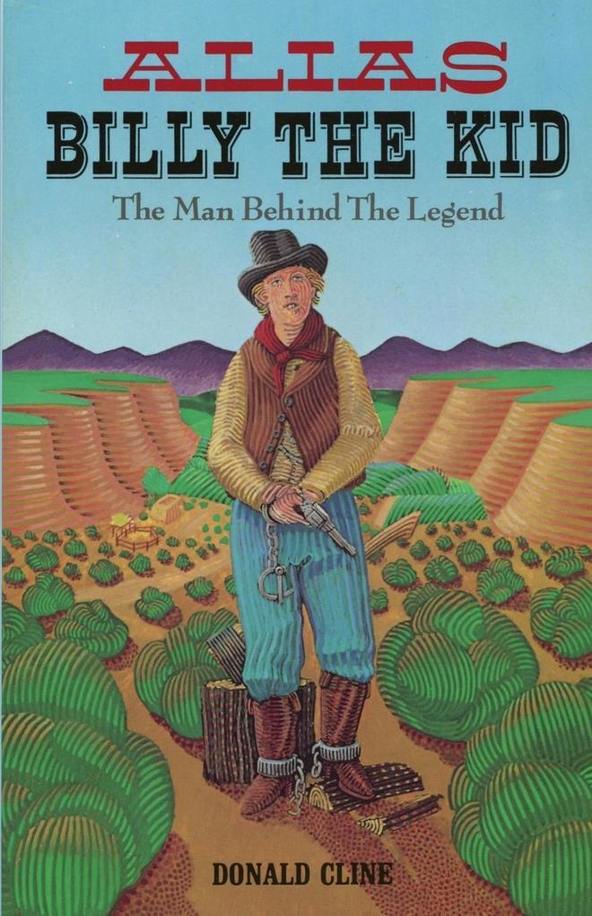 Alias Billy the Kid als Taschenbuch