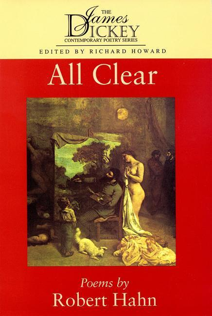 All Clear: Poems by Robert Hahn als Taschenbuch