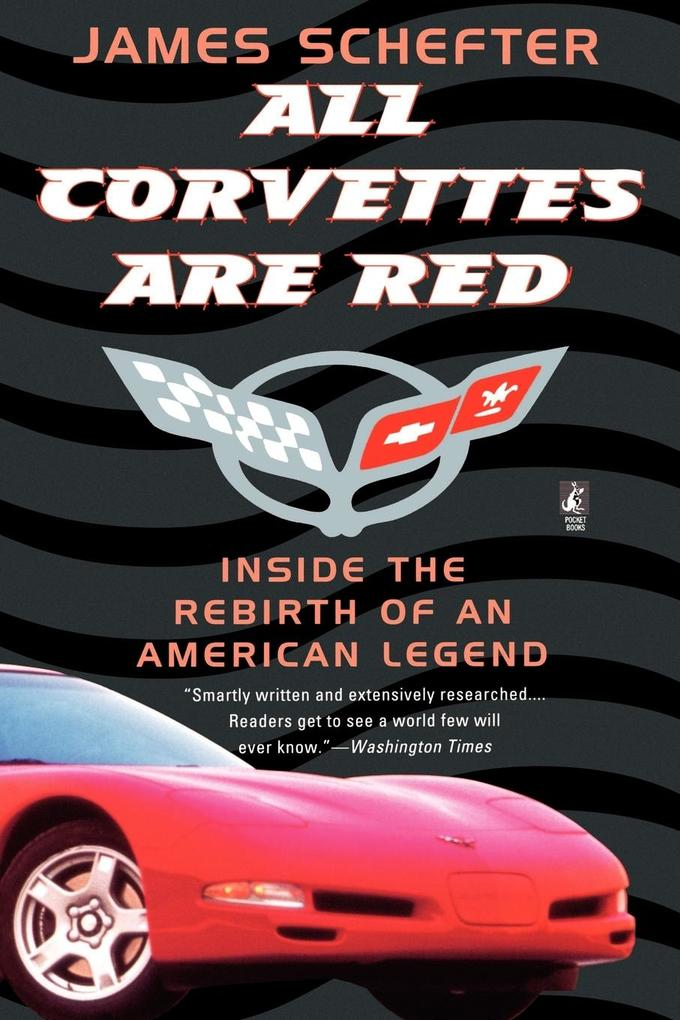 All Corvettes Are Red als Taschenbuch