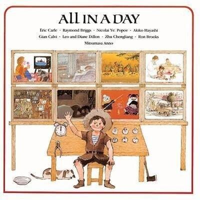 All in a Day als Taschenbuch
