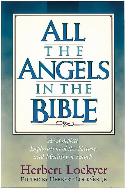 All the Angels in the Bible als Taschenbuch