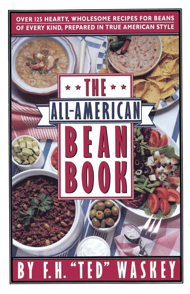 The All-American Bean Book als Taschenbuch