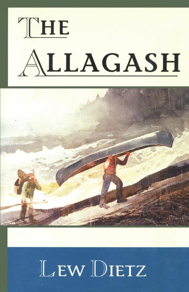 The Allagash als Taschenbuch