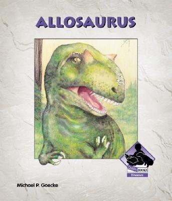 Allosaurus als Buch