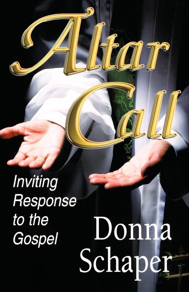 Altar Call als Taschenbuch