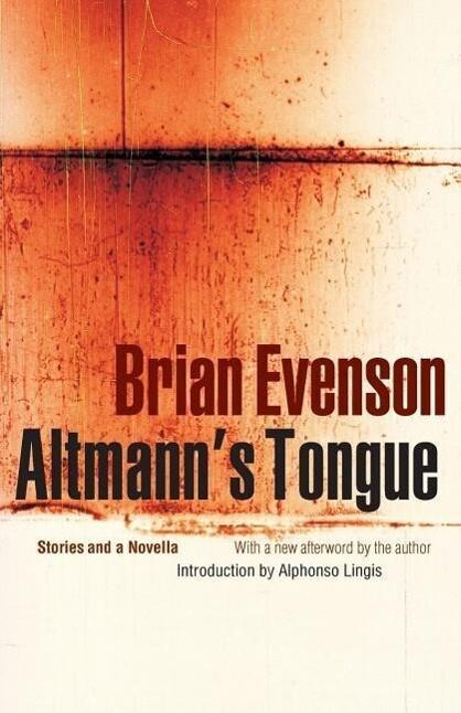 Altmann's Tongue als Taschenbuch