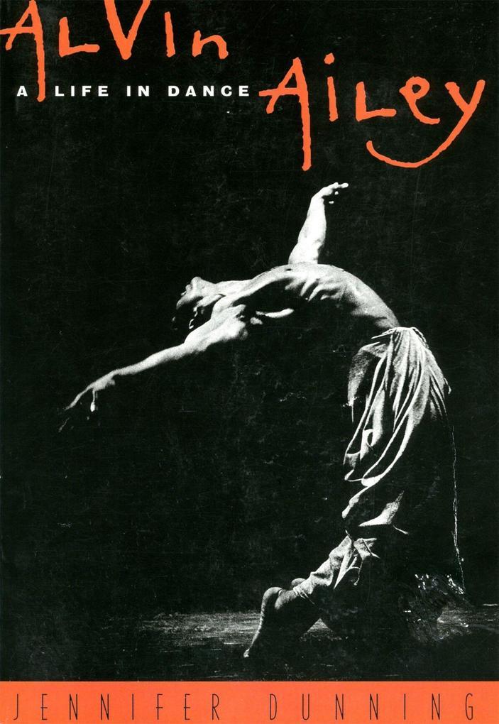 Alvin Ailey: A Life in Dance als Taschenbuch
