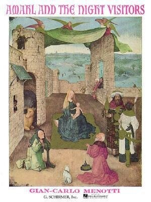 Amahl and the Night Visitors: Vocal Score als Taschenbuch