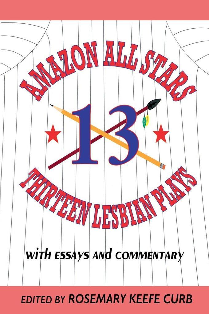Amazon All Stars Thirteen Lesbian Plays als Taschenbuch