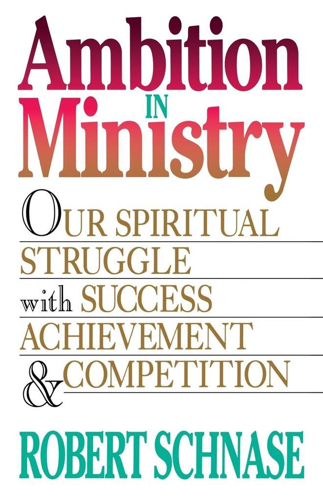 Ambition in Ministry als Taschenbuch