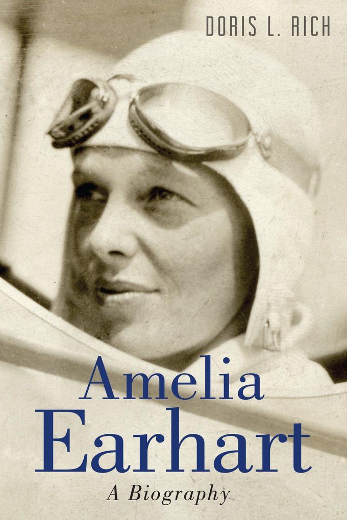 Amelia Earhart: Amelia Earhart als Buch