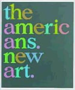 The Americans-New Art als Buch