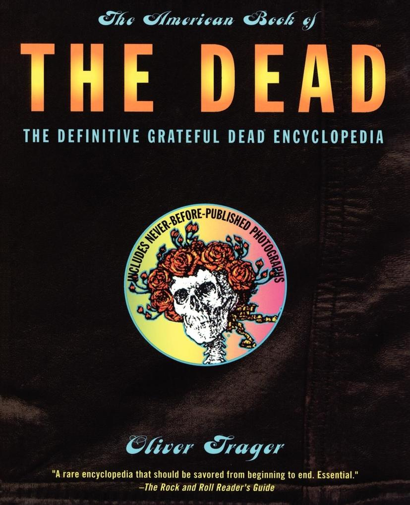 The American Book of the Dead als Taschenbuch