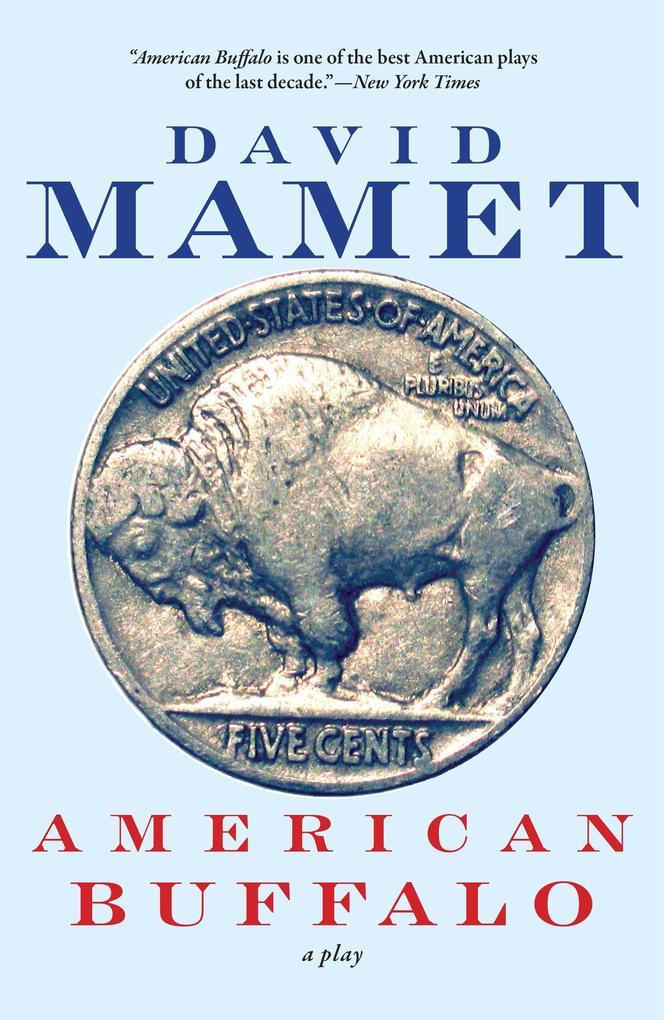 American Buffalo als Taschenbuch