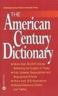 American Century Dictionary