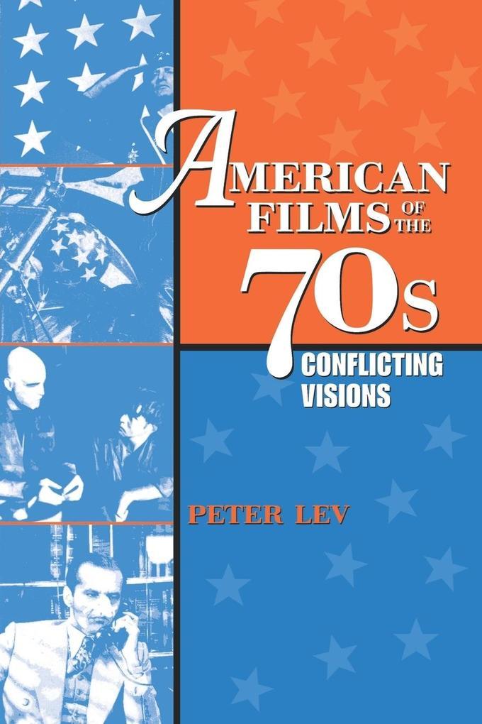 American Films of the 70s als Taschenbuch