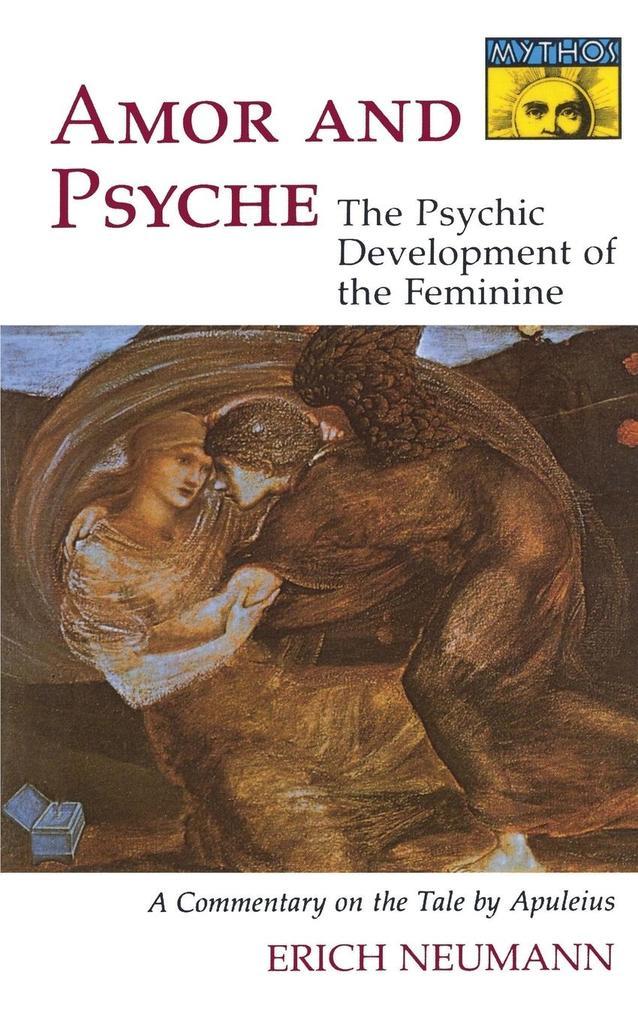 Amor and Psyche als Taschenbuch