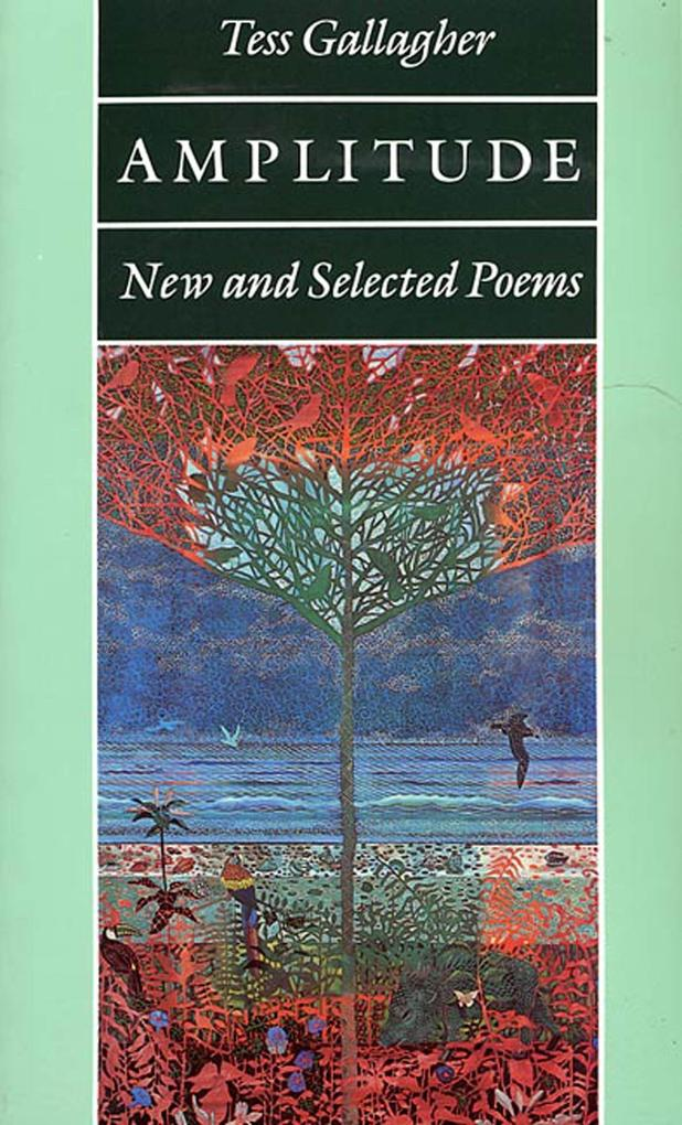 Amplitude: New and Selected Poems als Taschenbuch