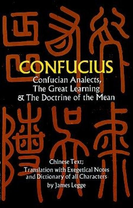 Confucian Analects, The Great Learning & The Doctrine of the Mean als Taschenbuch