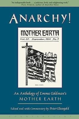Anarchy!: An Anthology of Emma Goldman's Mother Earth als Taschenbuch