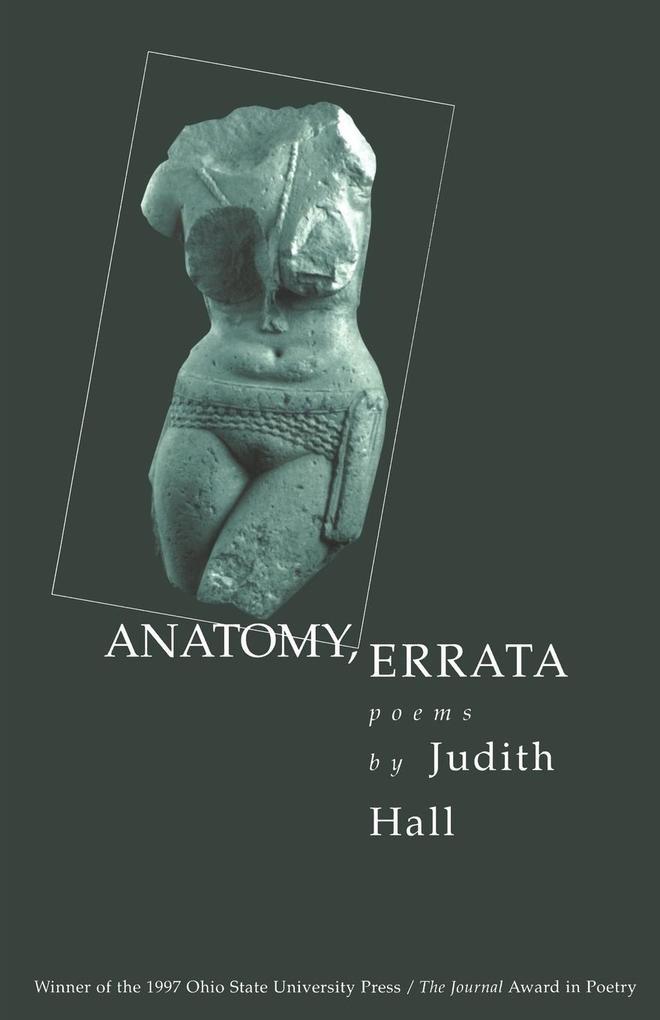 Anatomy Errata als Taschenbuch