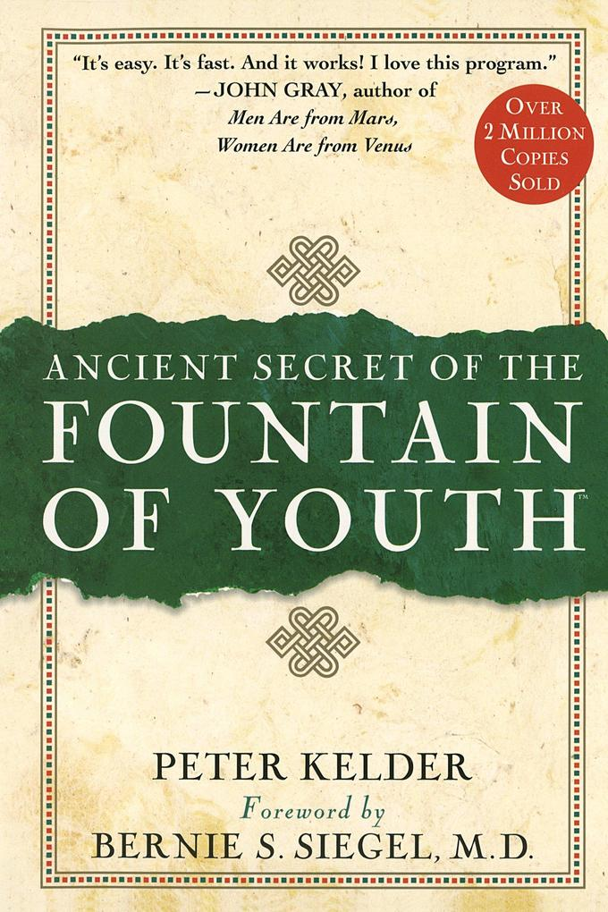Ancient Secrets of the Fountain of Youth als Buch