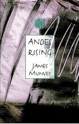 Andes Rising als Buch