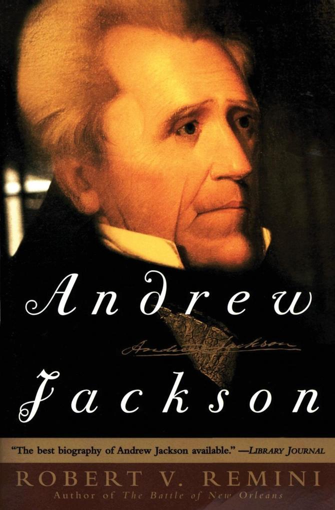 Andrew Jackson - Reissue als Taschenbuch