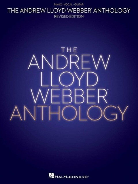 Andrew Lloyd Webber Anthology als Taschenbuch