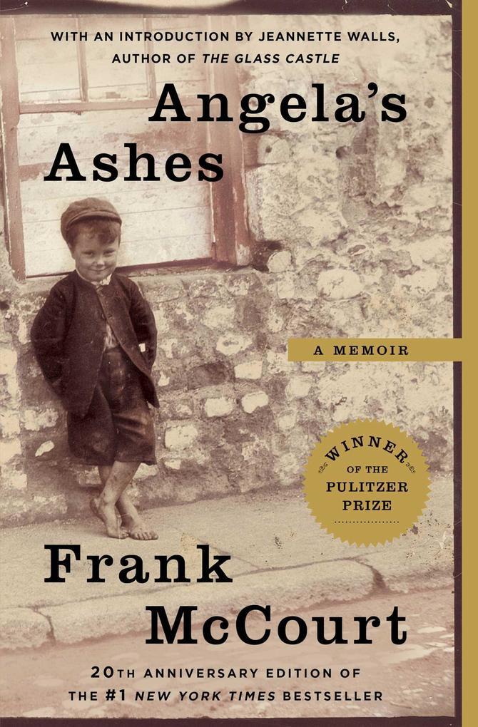 Angela's Ashes als Buch