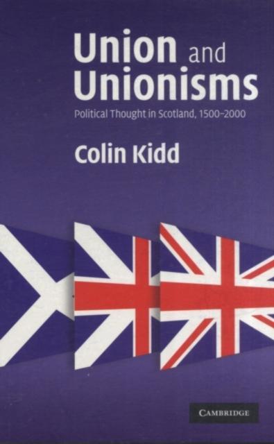 Union and Unionisms als eBook pdf