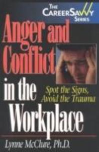 Anger & Conflict in the Workplace als Taschenbuch