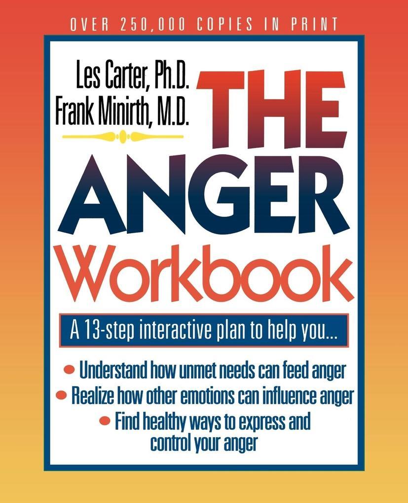 The Anger Workbook als Taschenbuch