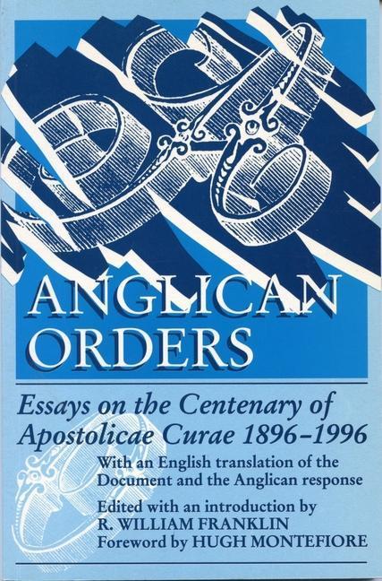 Anglican Orders als Taschenbuch