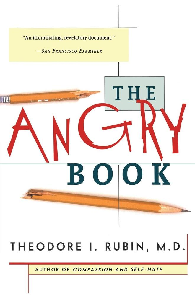 The Angry Book als Taschenbuch