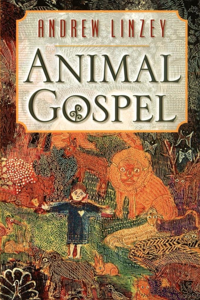 Animal Gospel als Taschenbuch