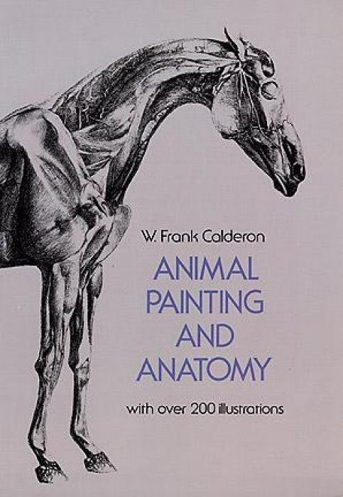 Animal Painting and Anatomy als Taschenbuch