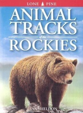Animal Tracks of the Rockies als Taschenbuch