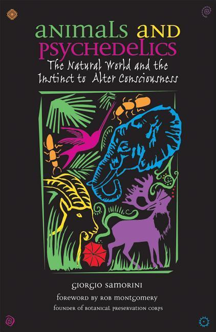 Animals and Psychedelics: The Natural World and the Instinct to Alter Consciousness als Taschenbuch