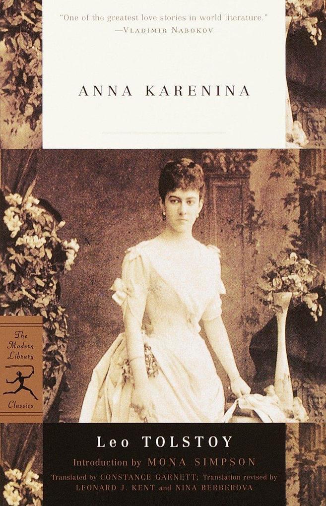 Mod Lib Anna Karenina als Taschenbuch