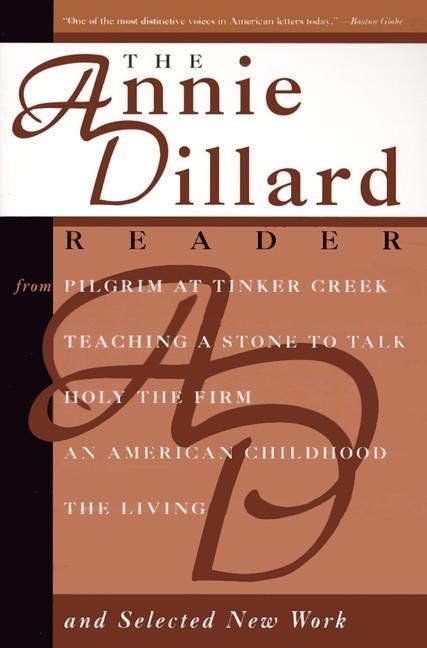 An Annie Dillard Reader als Taschenbuch