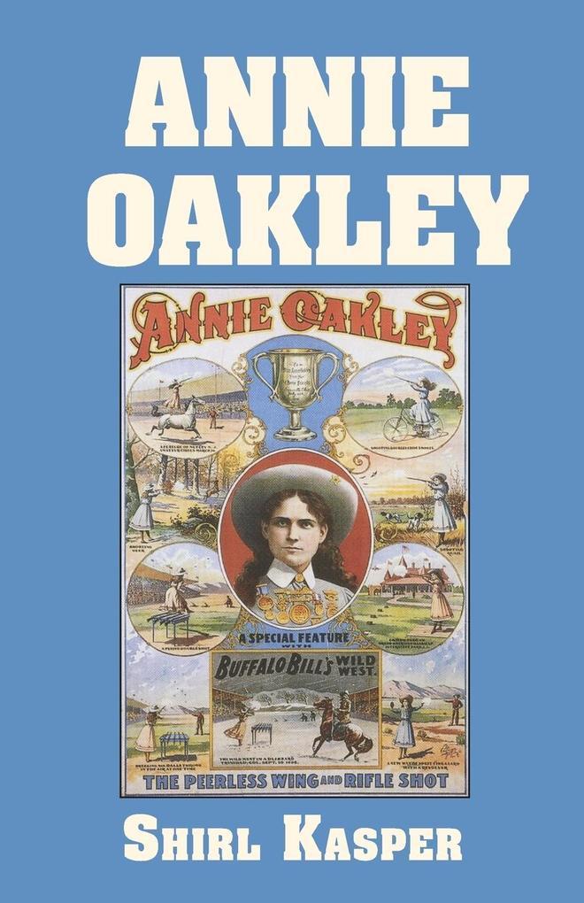 Annie Oakley als Taschenbuch